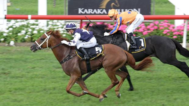 Scott Base thriving ahead of Group One tilt