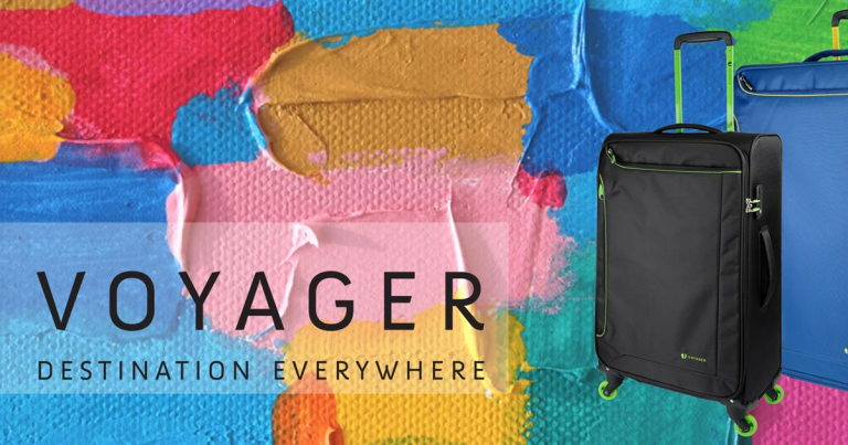 Travel Smart This Christmas! Make Your Christmas Adventures Easy and Comfortable with Top-Quality Travelling Equipment from Voyager Luggage