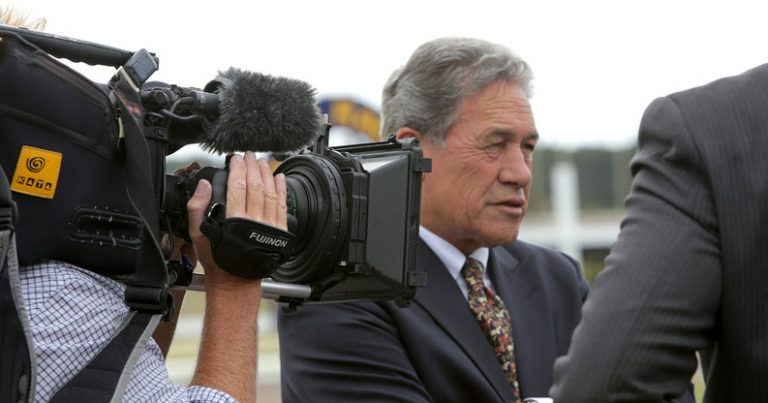 RACING REFORM PLEDGED SAYS PETERS