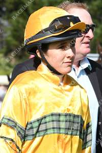 INSTANT SUCCESS FOR APPRENTICE HAZEL SCHOFER