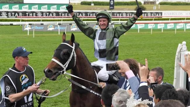 BOSS SAYS YES TO RIDING CUP FAVOURITE