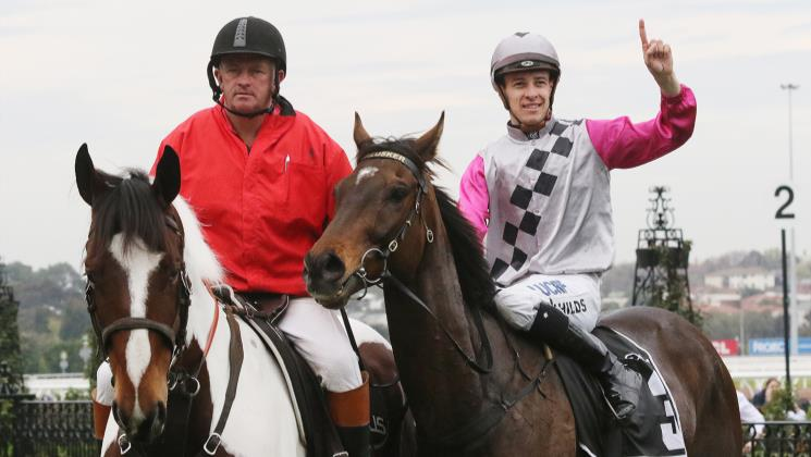 Childs counting down to Baby's Cup bid