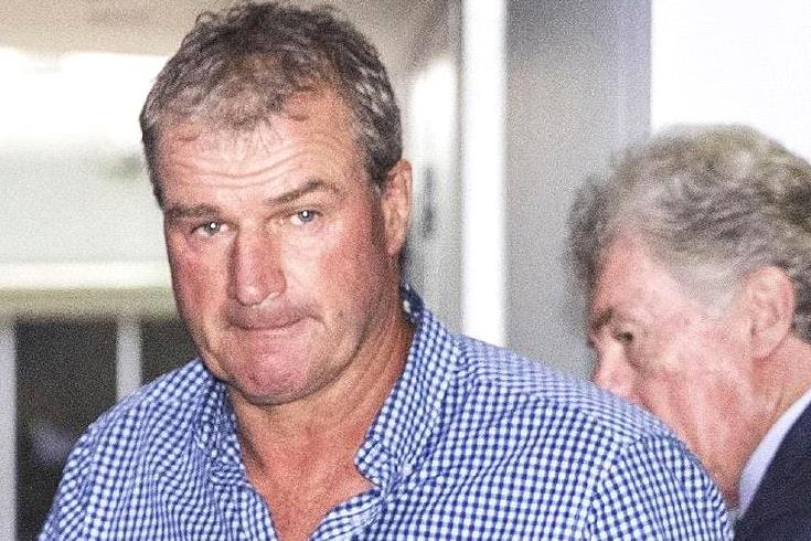 WEIR CHARGED WITH CRUELTY