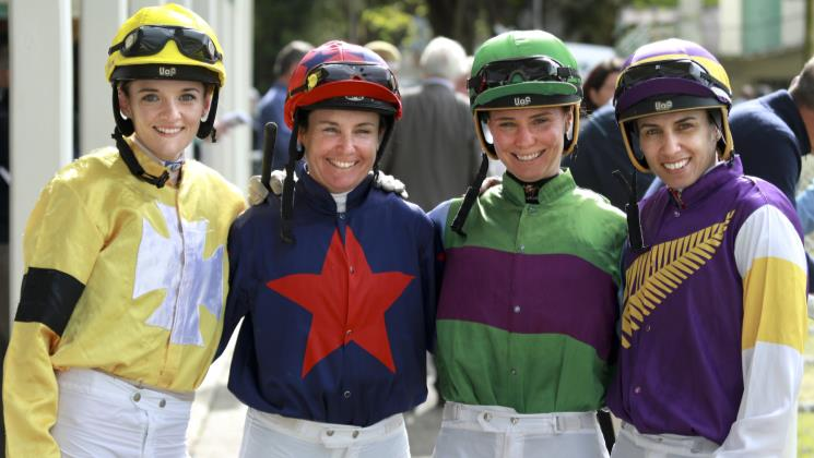 Female riders dominant in the Cup