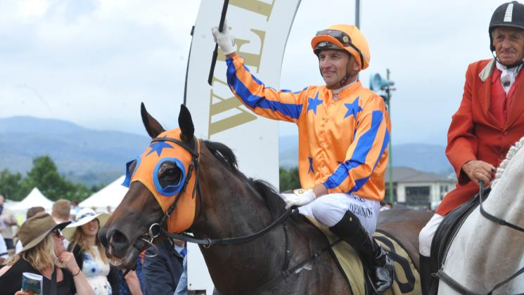 Bosson hungry for further Karaka Million success