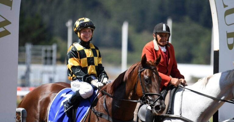 Top jockey Rosie Myers in induced coma after fall